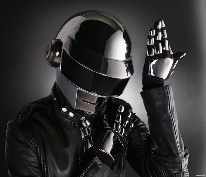 Daft Punk will not be playing at Glastonbury 2013