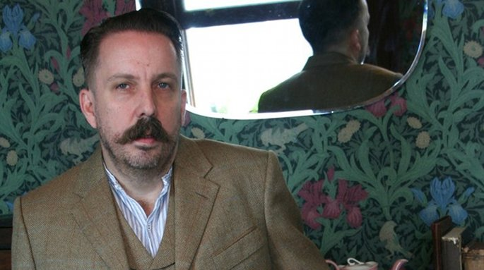 Premiere: Stream a cosmic, hour-long mix from veteran producer Andrew Weatherall