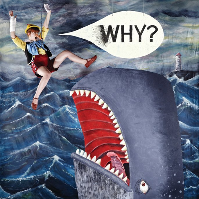 Premiere: Stream WHY?'s new album Mumps, etc. in its entirety