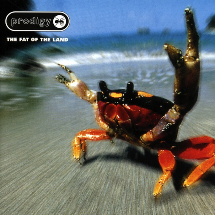 Stream the remix EP from Prodigy's Fat of the Land reissue