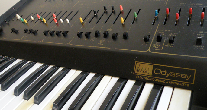 "Korg announce ""faithful recreation"" of ARP's legendary Odyssey synthesizer"
