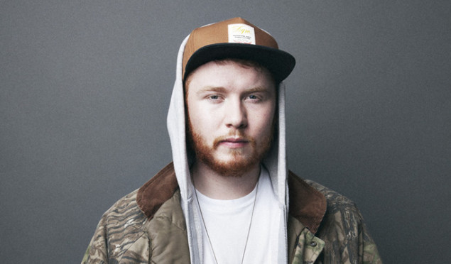Julio Bashmore goes disco with 'Rhythm Of Auld'