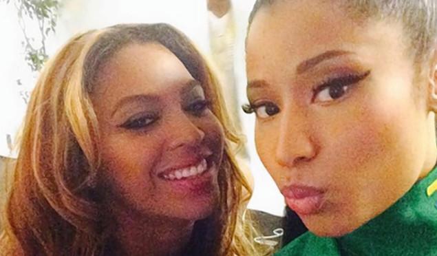 Hear Nicki Minaj's killer Beyoncé collaboration 'Feelin' Myself'