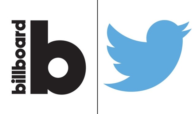 Billboard and Twitter team up for Real-Time Charts