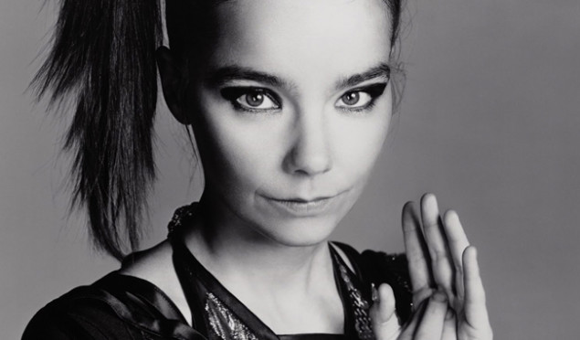 Listen back to Björk's takeover of Tri-Angle Records' Rinse FM show