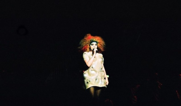 Björk announces first London live show in five years