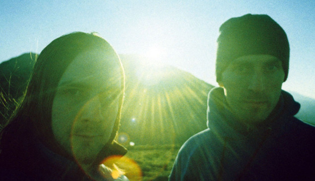 Boards of Canada hosting a livestream of Tomorrow's Harvest in the California desert