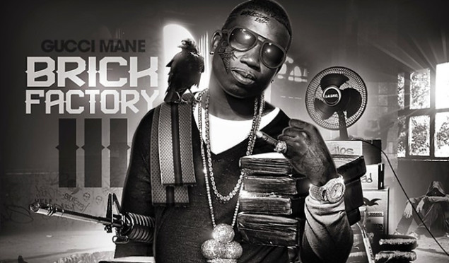 Stream Gucci Mane's Brick Factory 3 featuring Young Thug, Lil B and more