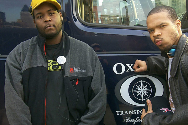 Resurgent hip-hop duo Cannibal Ox confirm new album
