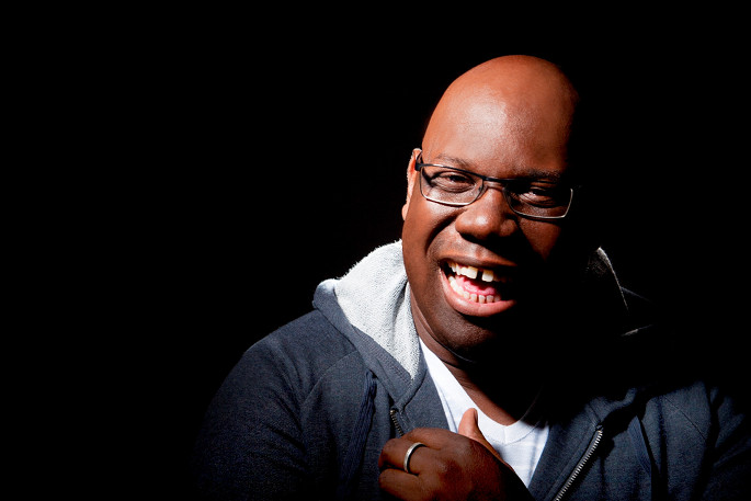Carl Cox has over 150,000 records ordered chronologically, and the last thing he needs is more