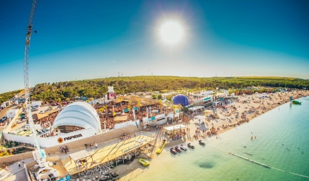 Ibiza Rocks heads to Croatia with Rudimental, Fatboy Slim, Jungle and tons more
