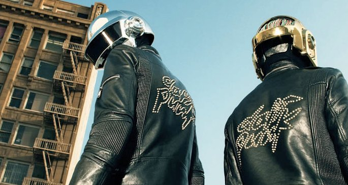Daft Punk signs with Columbia, new album expected this Spring