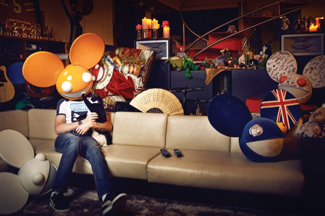 Deadmau5 gives How To Destroy Angels' 'Ice Age' a subtle remix