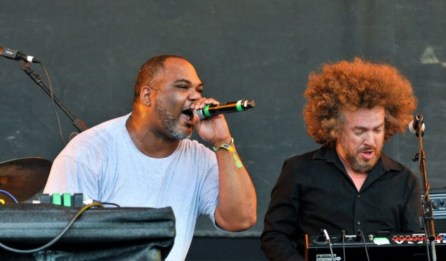 Glastonbury Day 4: Watch De La Soul revive the Daisy Age