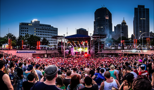 Carl Craig, Mala, Richie Hawtiin, Tensnake among headliners of Detroit's Movement Electronic Music Festival