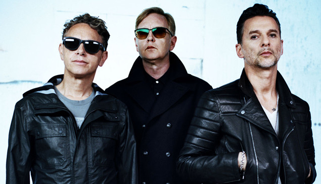 Depeche Mode announce deluxe vinyl reissues of entire back catalogue