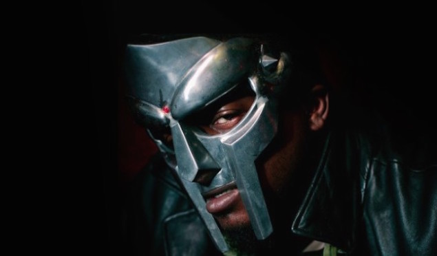 Buy MF DOOM's mask right now (in ring form)