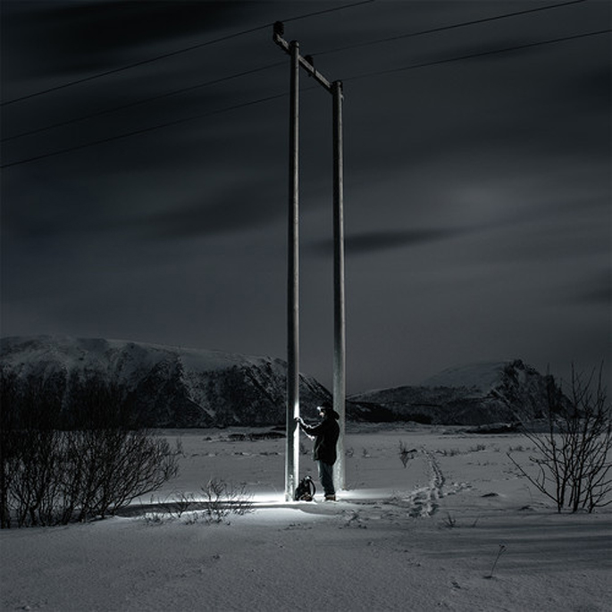 Stream Eric Holm's astonishing new Subtext album Andøya