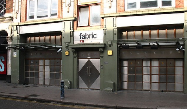 Win two pairs of tickets to fabric for every Saturday in August