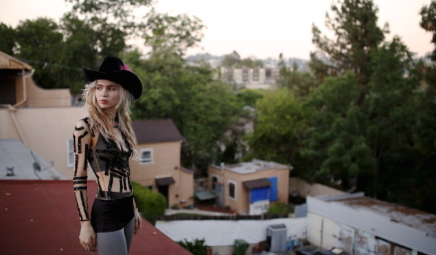 "Download Grimes' woozy ""summer jam"" 'Go'; originally written for Rihanna"