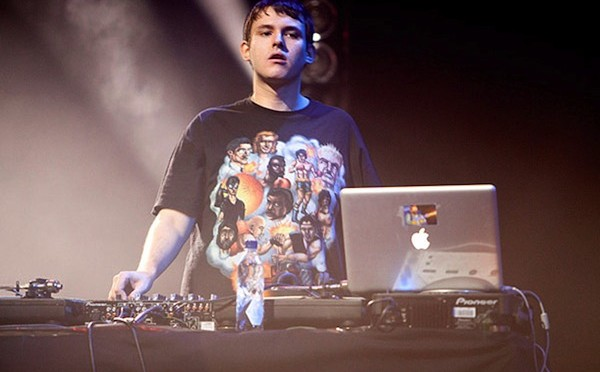 Listen to the full version of Hudson Mohawke's 'Power Ruby', originally planned for Drake's Nothing Was The Same