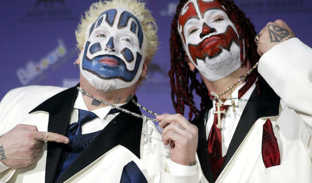 Insane Clown Posse sues FBI and Justice Department