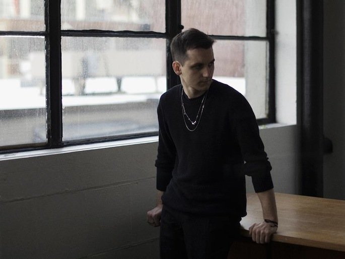 Listen to Jacques Greene's latest, the appropriately-titled 'Quicksand'