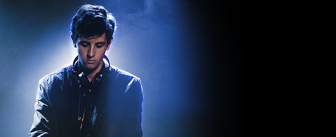 Stream Jamie xx's recent set from Belgium's I Love Techno festival