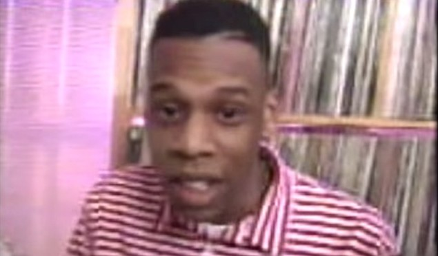 Watch Jay Z freestyle on his first TV appearance way back in 1990