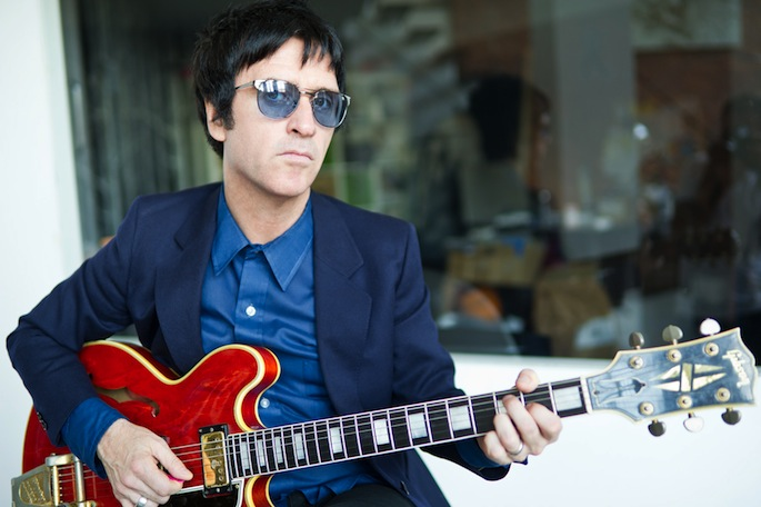 Johnny Marr shares upbeat new song, UK tour dates