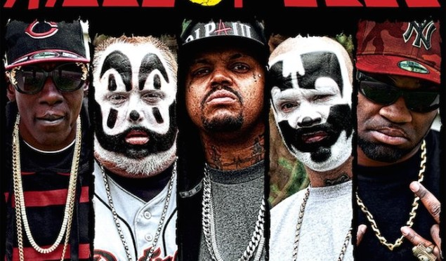 Da Mafia 6ix and Insane Clown Posse just released an album as The Killjoy Club