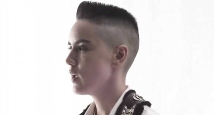 Watch the video for Kim Ann Foxman's debut single, 'Return It'