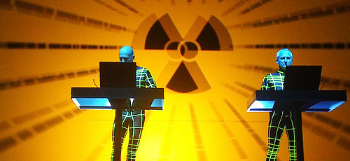 Stream a Kraftwerk live show from 1997
