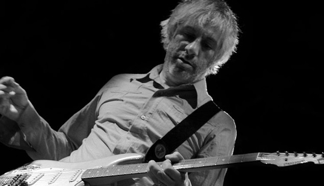Sonic Youth's Lee Ranaldo to offer guitar workshop in NYC
