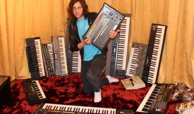 Legowelt, Huerco S., Hieroglyphic Being, more featured on Russian LBGT rights compilation