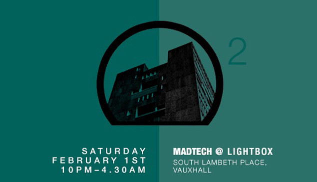 Madtech take over London's Lightbox with No Artificial Colours, Mia Dora and Applebottom
