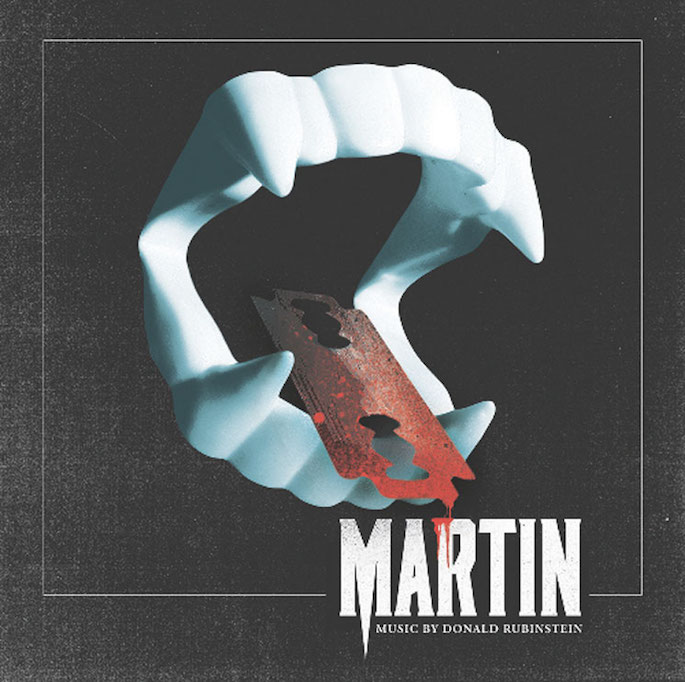 Donald Rubenstein's classic score to George Romero's <i>Martin</i> to be reissued on vinyl