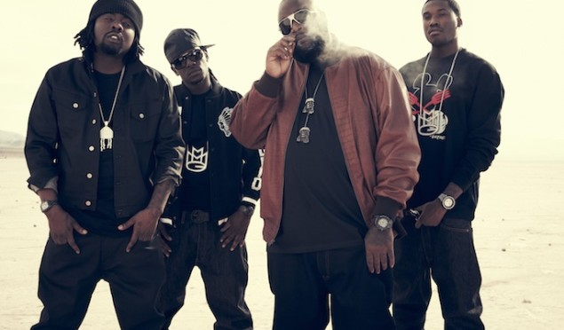 Maybach Music Group shares Self Made Vol. 3 artwork and tracklisting