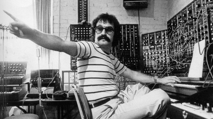 Giorgio Moroder uploads yet more goodies to Soundcloud: he's now on his third account