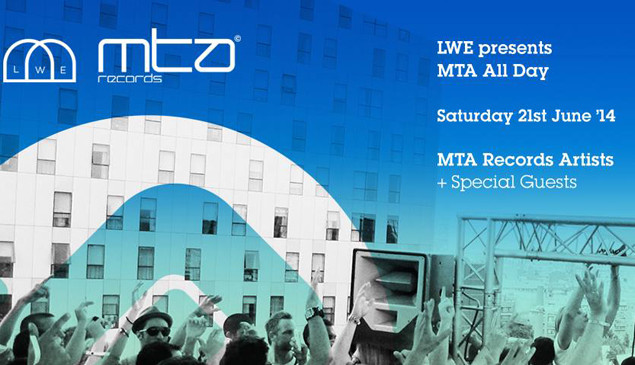 Chase & Status's MTA Records plot London all-dayer