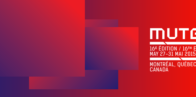 Mutek 2015 announcement