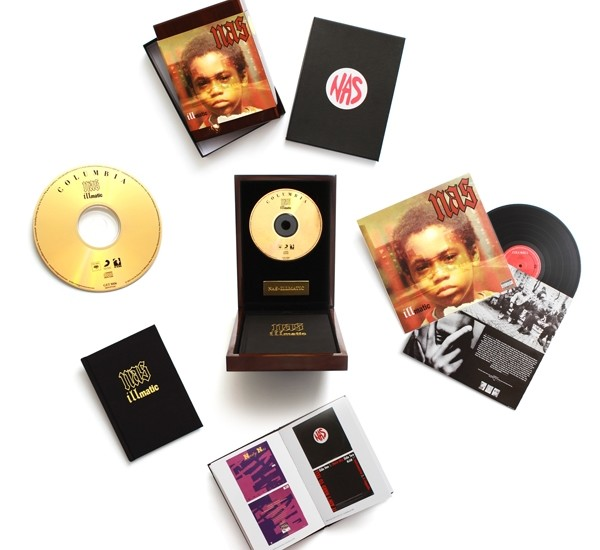Details of the deluxe reissue of Nas' Illmatic revealed
