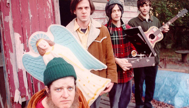 Neutral Milk Hotel announce two exclusive UK shows