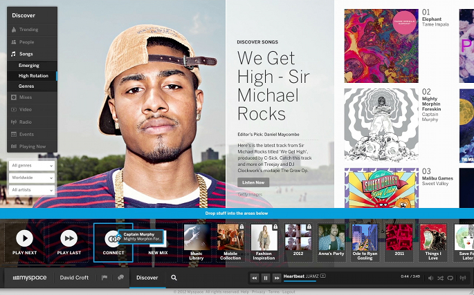 Independent music group accuses Myspace of using music without permission