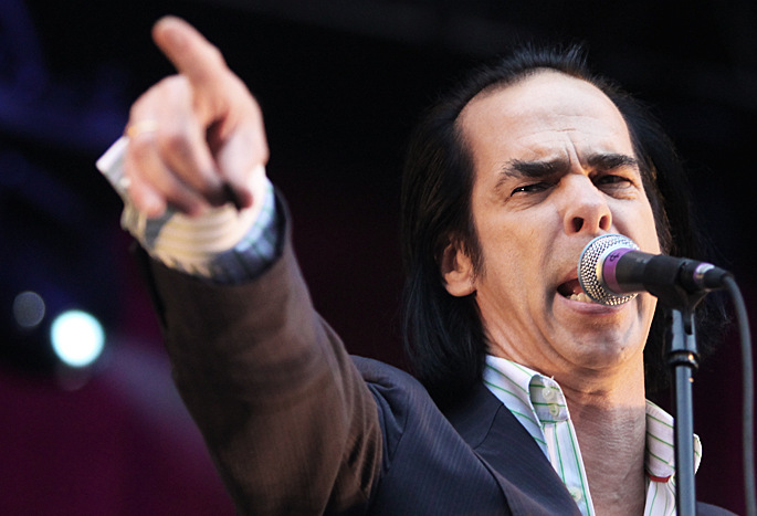 Nick Cave & The Bad Seeds to celebrate Push the Sky Away with series of launch parties