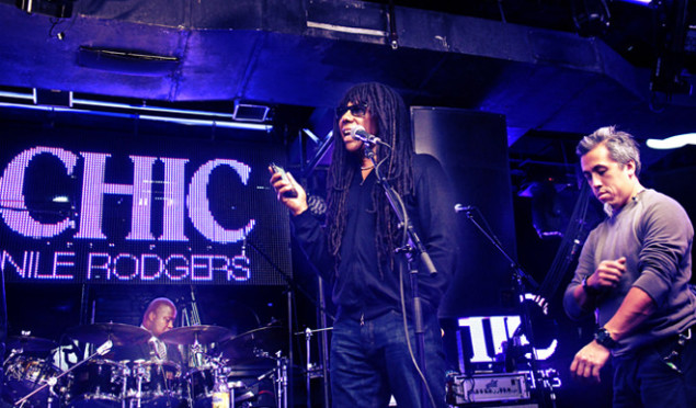 Nile Rodgers details the first CHIC LP in two decades, reveals album title