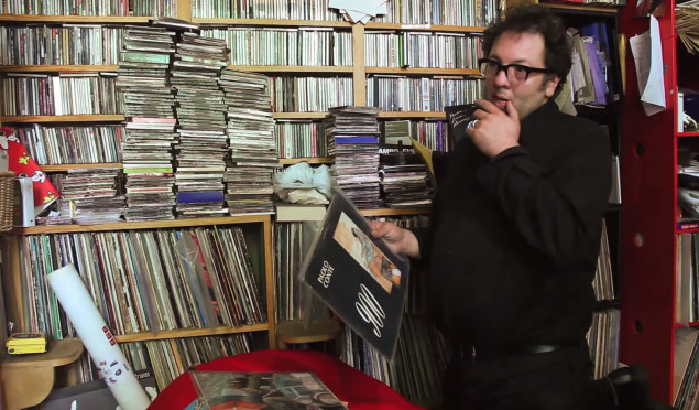 pete paphides record collection