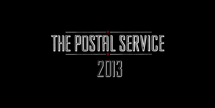 Synth-pop duo The Postal Service are almost definitely reuniting for 2013