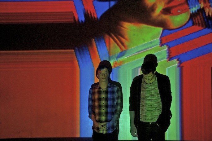 Premiere: Listen to Prism House's maximalist sound collage 'In A Cage'