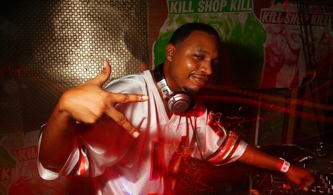 DJ Rashad cancels European tour following car accident
